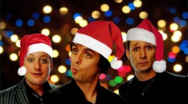 green day comparti cancin de navidad xmas time of the year - Green Day Christmas