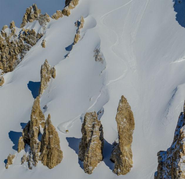 7) Fer Cerro Martin Linea Descenso