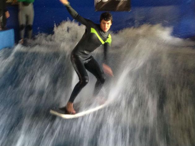 Circuito Kdt Buenos Aires : La asba inauguró su pista de surf en sede palermo