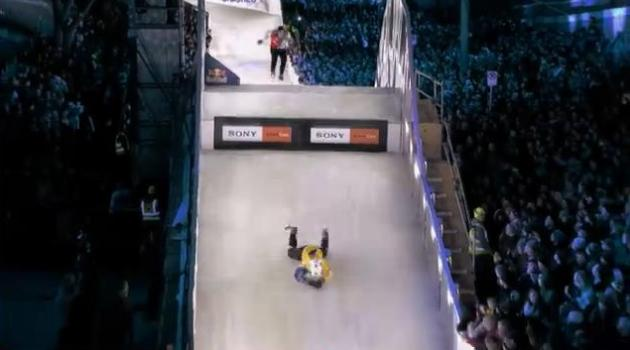 Accidentes RB Crashed Ice
