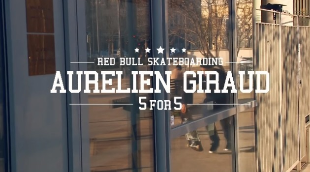Aurelien Giraud SK8