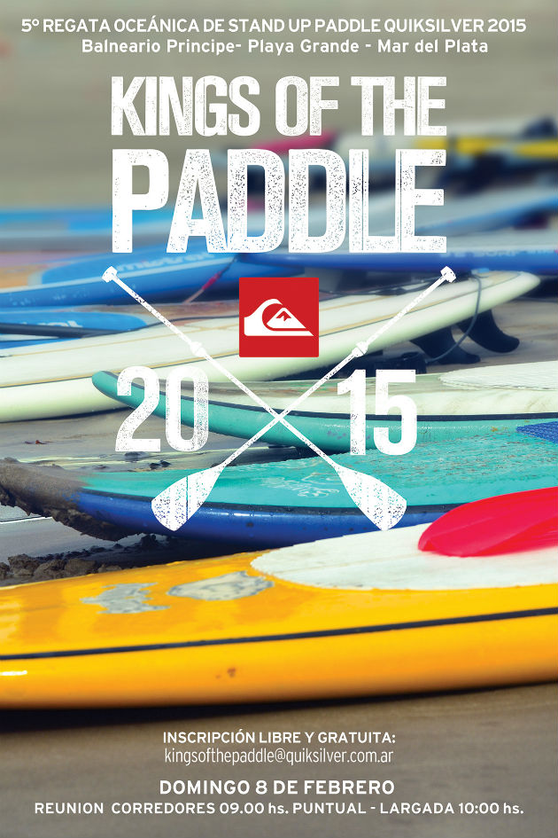 BANNER KING OF THE PADDLE 2015 Web