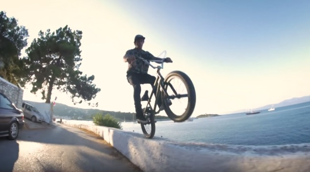 BMX Grecia