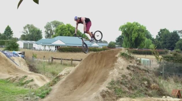 BMX N Zelanda