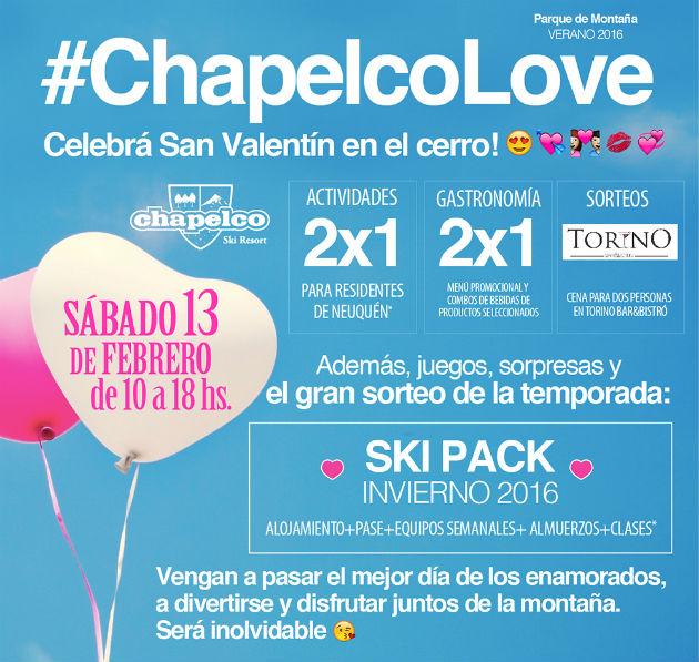 #ChapelcoLove