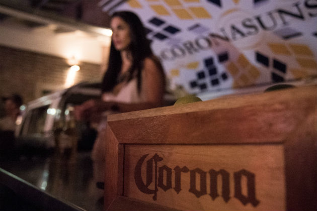 Corona Opening Party