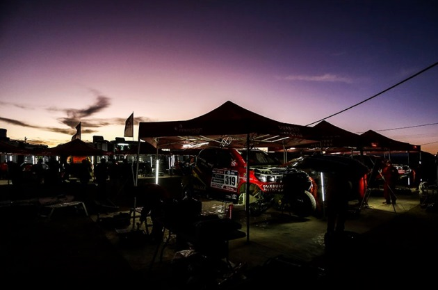 Dakar Campamento