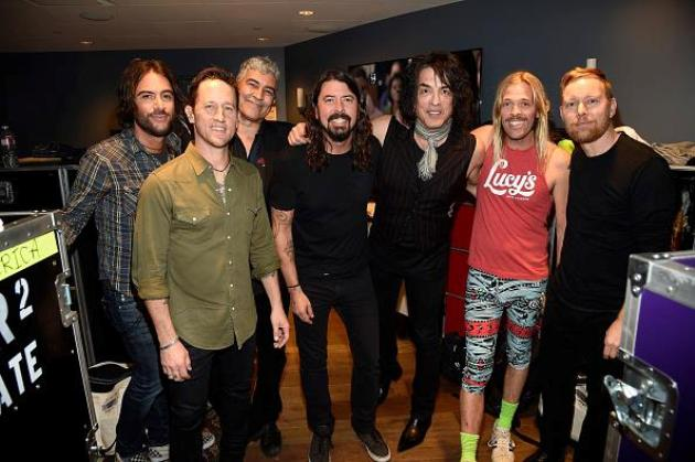 dave grohl meet and greet detroit