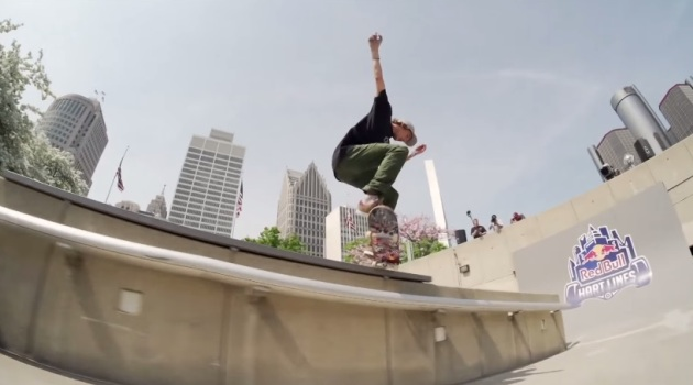 Detroit Cultura Skate