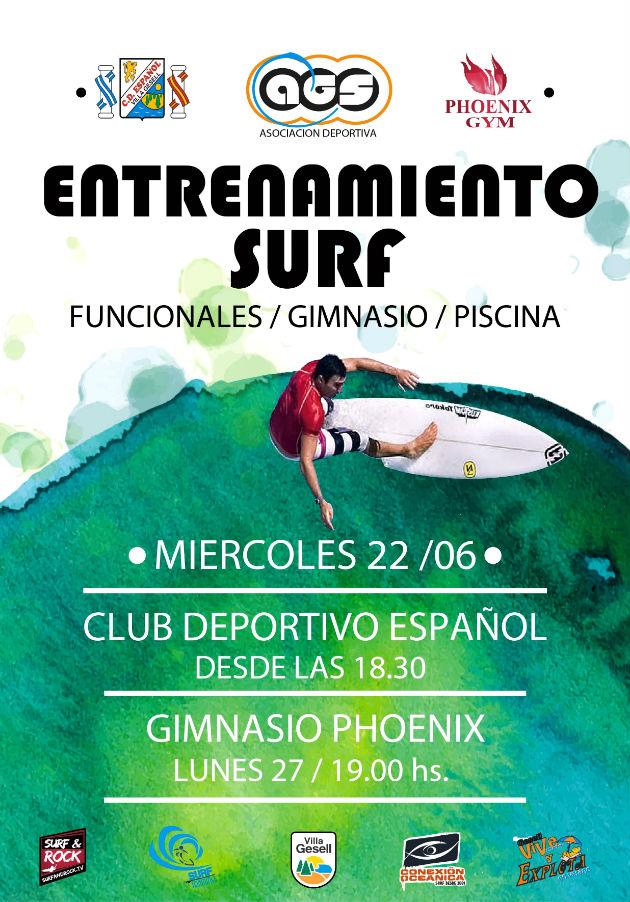 Entrenamiento de Surf166