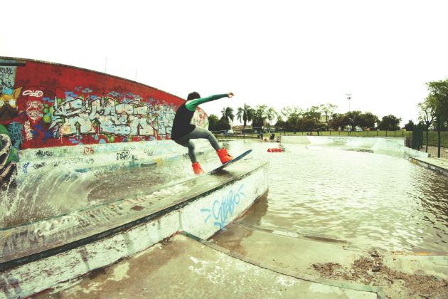 Ezequiel Marando bores front 3