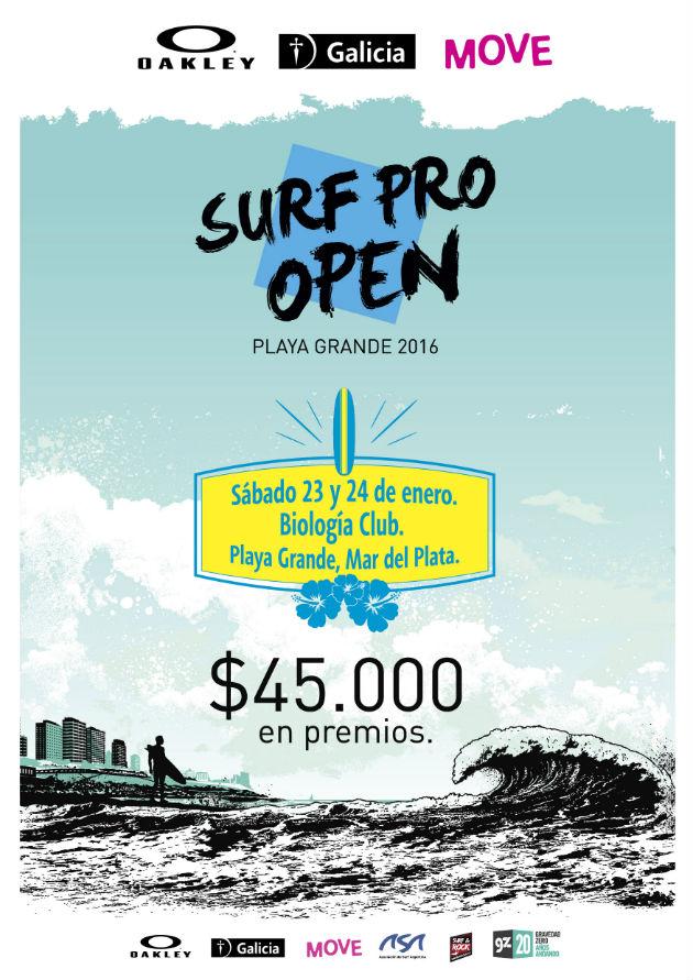 Flyer Surf Open Pro