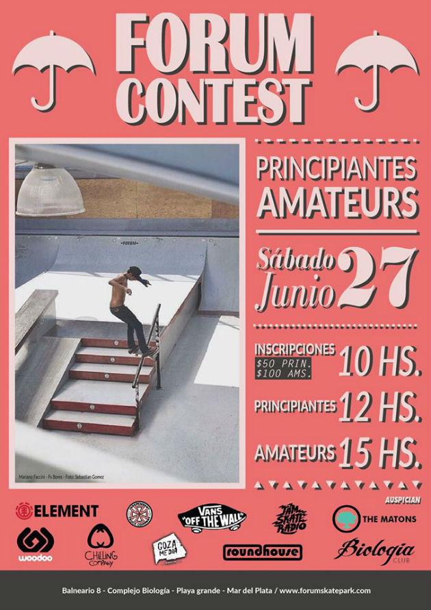 Forum Contest
