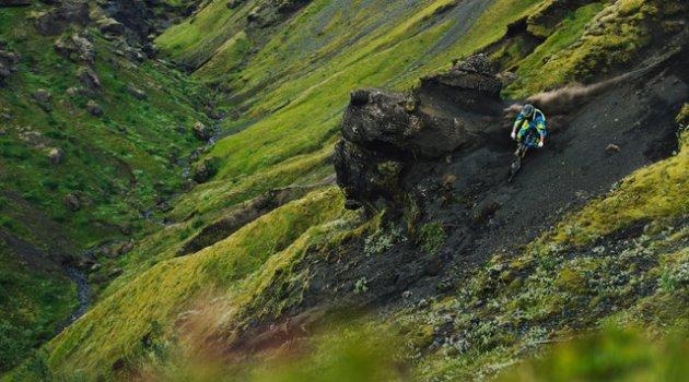 Freeride MTB Islandia