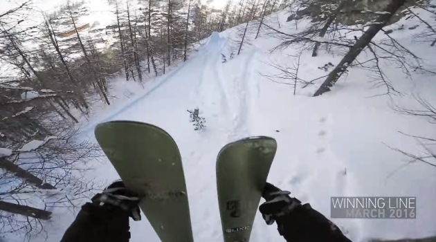 GoPro Line Winter