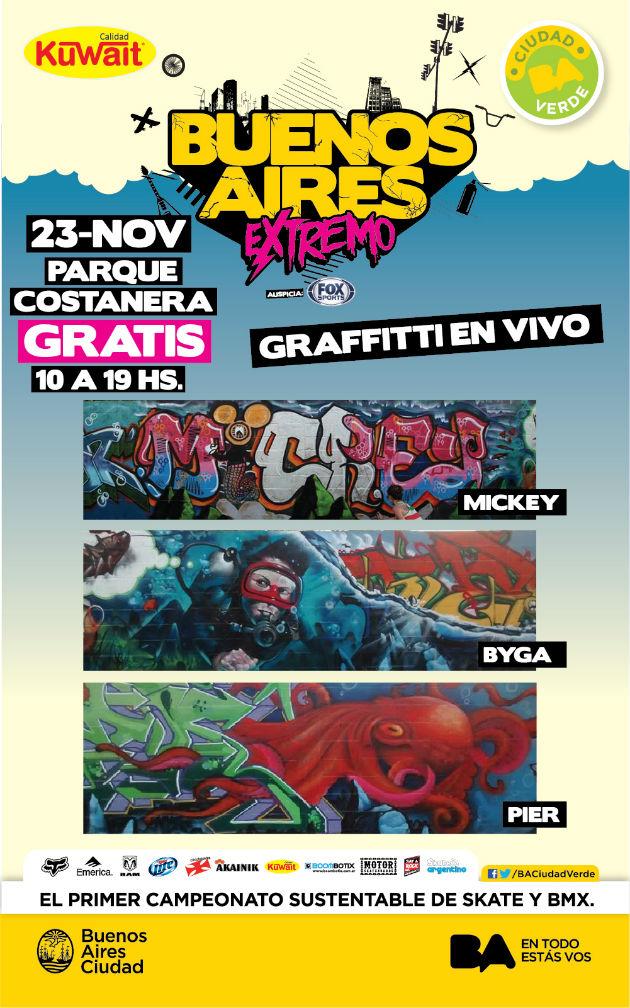 Grafica Graffitti