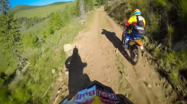 Hard Enduro GoPro