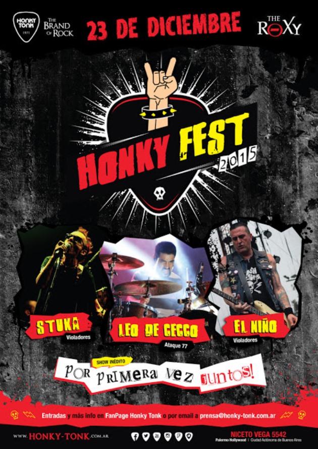 Honky Fest Banner