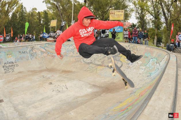 JUAN MANUEL LOPEZ flip varial 360