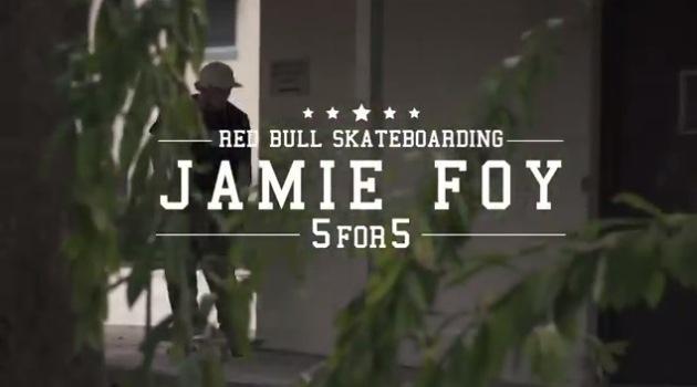 Jamie Foy SK8