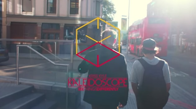 Kaleidoscope music