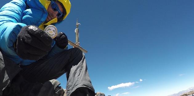 Kilian Jornet-Aconcagua 2014-Summits of My Life(2hd)