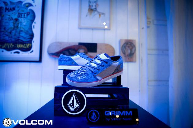 Lanzamiento Volcom Footwear 2