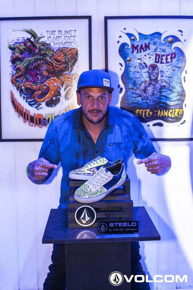 Lanzamiento Volcom Footwear 7