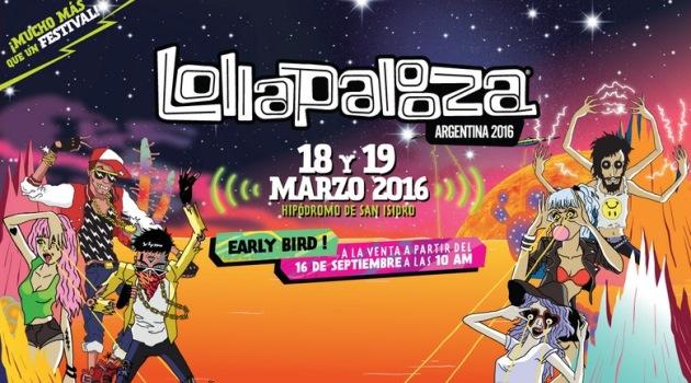 Lolla 2016