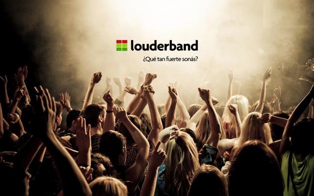 Louderband Banner