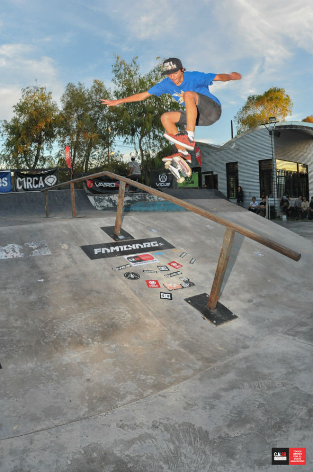 MAURO IGLESIAS flip fs bores