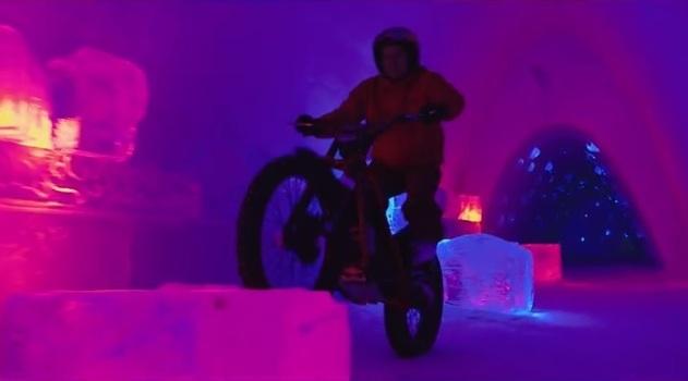 Motocross Trials Igloo
