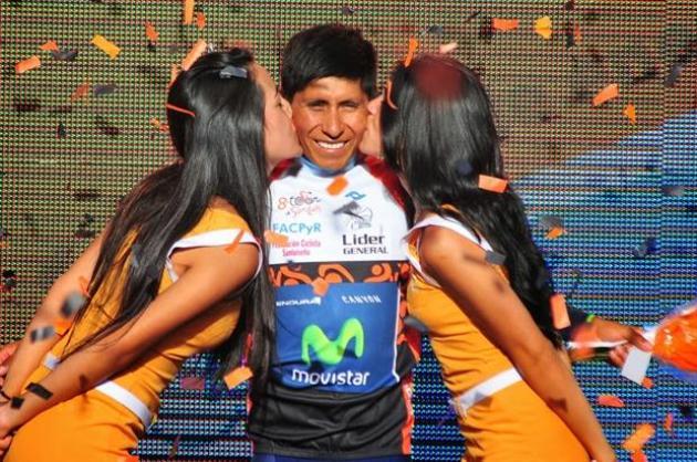 Nairto Quintan ultimo ganador del Tour de San Luis