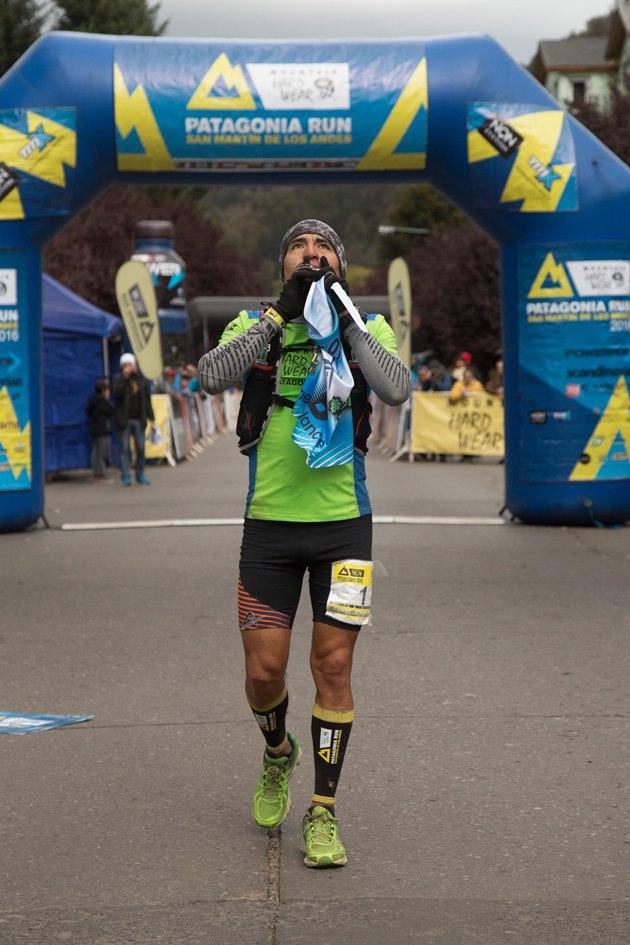Patagonia Run 2016 - Sergio Trecaman