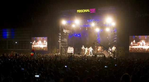 Personal Fest Verano Salta2016