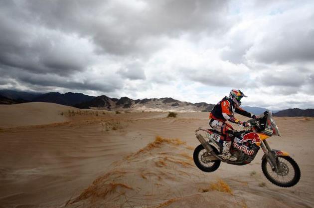 R Dakar 3