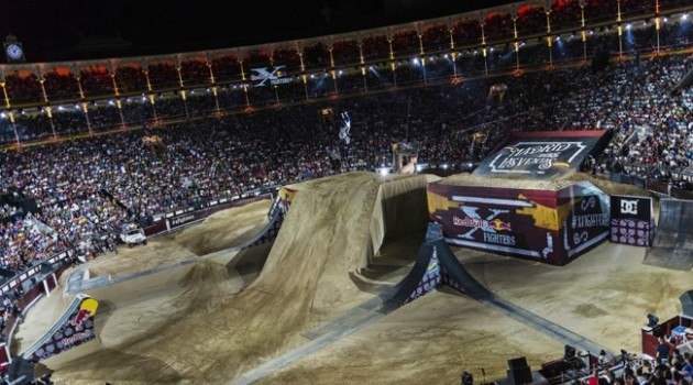 RB X Fighters Madrid 2015