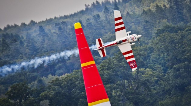 RED BULL AIR RACE Paul Bonhomme- Ascot-Inglaterra
