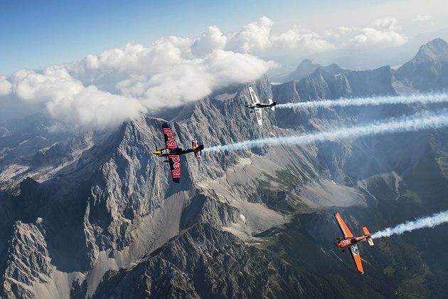 RED BULL AIR RACE - Previa Spielberg-Austria 1