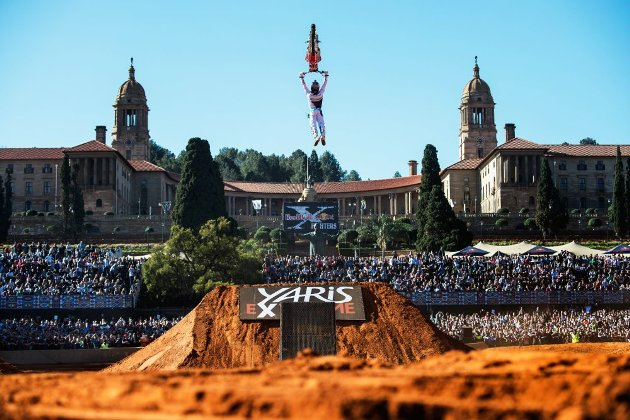 Red Bull X-Fighters World Tour 2014