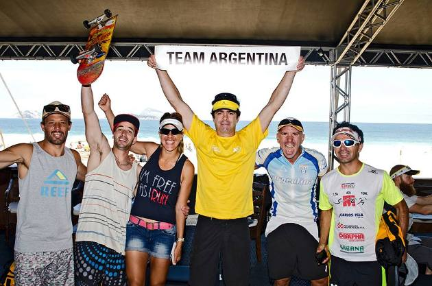 Rocky Man Team Argentina