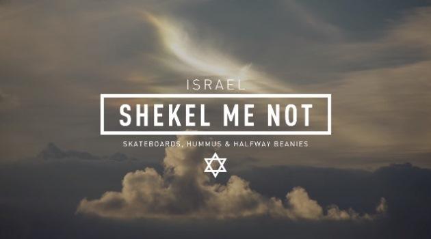 SK8 Israel
