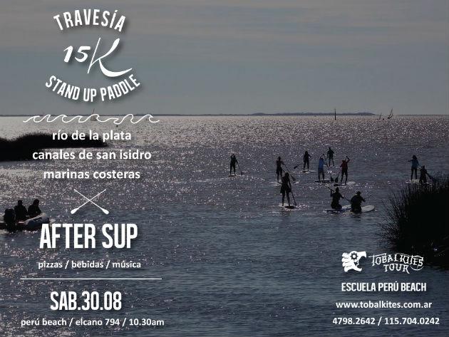 SUP-AGOSTO 15 k Peru Beach