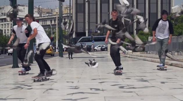 Skate Grecia