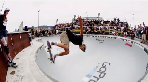 Skate N Zelanda