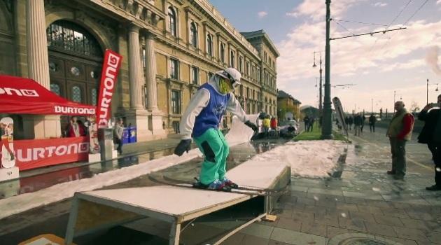 Ski Budapest