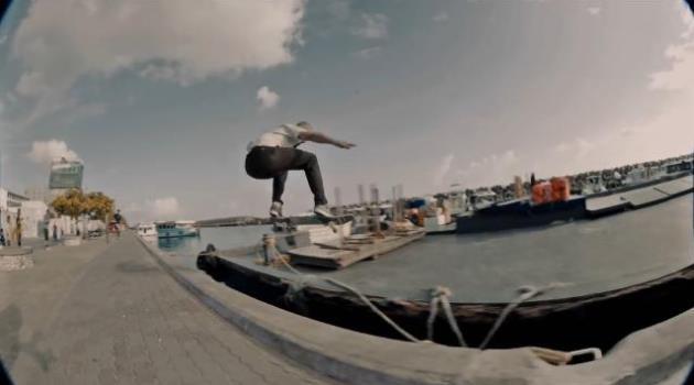 Street Skating Maldivas