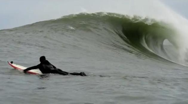 Surfeando Mavericks