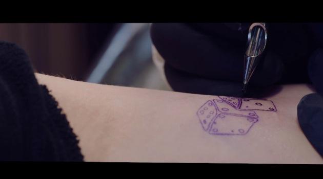 The Kills Tattoo