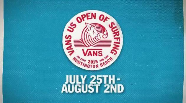 Vans US Open 2015